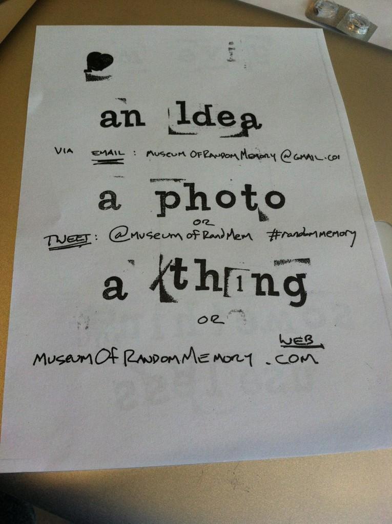 MoRM flyer, reverse